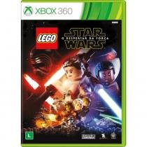 Jogo Lego Star Wars - o Despertar da Força - Xbox 360 - Warner games