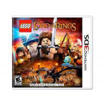 Jogo LEGO The Lord of the Rings - 3DS - Wb games