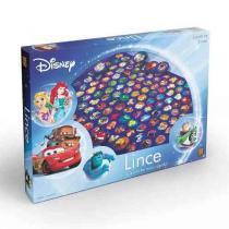 Jogo Lince Disney 126 Cartelas Ilustradas Grow -