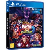 Jogo Marvel Vs. Capcom: Infinite - PS4 - Sony