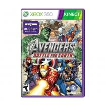 Jogo Marvels The Avengers: Battle For Earth - Xbox 360 - Ubisoft