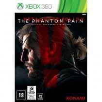 Jogo Metal Gear Solid V The Phantom Pain Day One Edition Konami para X360 01031350215 - Kanomi