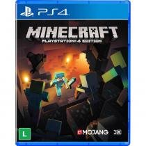 Jogo Minecraft - PS4 Edition - Sony PS4