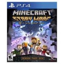 Jogo Minecraft: Story Mode Ps4 - Telltale Games, Mojang Specifications