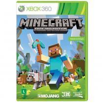 Jogo Minecraft - Xbox 360 Edition - Microsoft Xbox 360