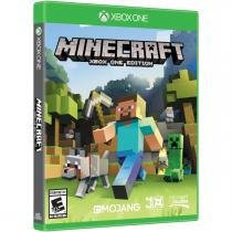 Jogo Minecraft - Xbox One Edition - Microsoft
