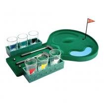 Jogo Mini Golf com Copos de Drink - DCLUB