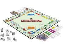 Jogo Monopoly Classic Tabuleiro - Hasbro