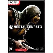 Jogo Mortal Kombat X - PC - Wb games