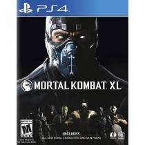 Jogo Mortal Kombat XL - PS4 - NetherRealm Studios