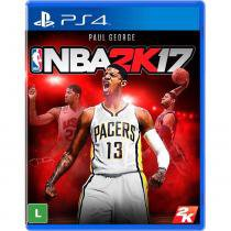 Jogo NBA 2K17 Ps4 - 2K Sports