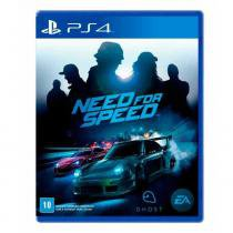 Jogo Need for Speed Ps4 - Ghost Games
