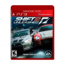 Jogo Need for Speed: Shift 2 Unleashed - PS3 - Ea games