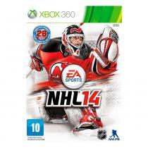 Jogo NHL 14 - Xbox 360 - Jogos xbox 360