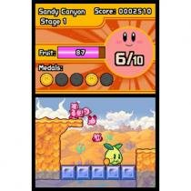 Jogo Nintendo DS - Kirby Mass Attack - Nintendo