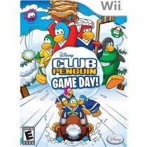 Jogo Nintendo Wii - Club Penguin: Game Day - Arvato Games