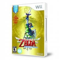 Jogo Nintendo Wii - The Legend of Zelda - Skyward Sword - Nintendo
