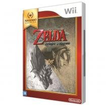 Jogo Nintendo Wii - The Legend of Zelda - Twilight Princess - Nintendo