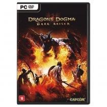 Jogo p/ pc dragons dogma mídia física - Capcom