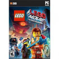 Jogo p/ PC Lego Movie Video Game DVD Mídia Física - Tt games