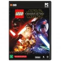 Jogo p/ PC Lego Star Wars O Despertar da Força DVD Mídia Física - Tt games