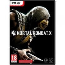 Jogo p/ PC Mortal Kombat X DVD Mídia Física - Wb