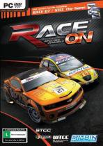 Jogo p/ pc race on wtcc 08  us muscle mídia física - Simbin
