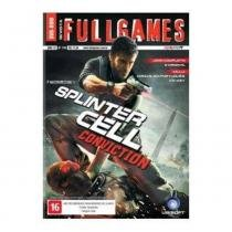 Jogo p/ PC Splinter Cell Conviction DVD Lacrado Midia Fisica - Ubisoft