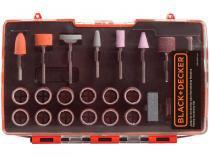 Jogo para Micro Retífica Black&Decker BDA3047-LAC - 42 Peças
