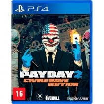 Jogo PayDay 2 CrimeWave Edition PS4 - 505 Games