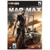 Jogo PC MAD MAX - WarnerBros