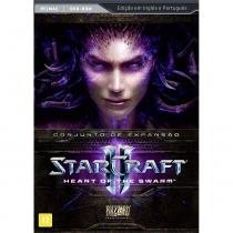 Jogo PC Starcraft II Heart Of The Swarm - Jogos PC