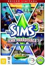 Jogo PC THE SIMS 3 ILHA PARADISÍACA - Jogos PC