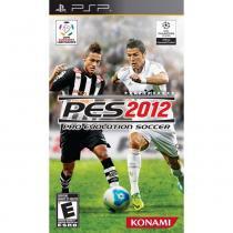 Jogo PES 2012 - PSP - KONAMI