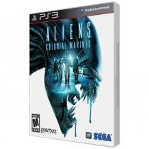 Jogo Playstation 3 - Aliens Colonial Marines - Incomp