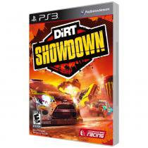 Jogo Playstation 3 - Dirt Showdown - Incomp