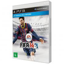 Jogo Playstation 3 - FIFA Soccer 14 - Incomp