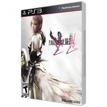 Jogo Playstation 3 - Final Fantasy XIII 2 - Incomp