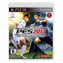 Jogo Pro Evolution Soccer 2013 (PES 13) - PS3 - Konami