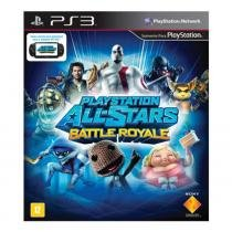 Jogo PS3 All Stars Battle Royale - Disney
