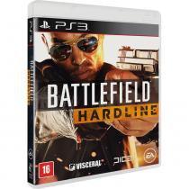 Jogo PS3  Battlefield Hardline - Jogos PlayStation 3