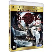 Jogo PS3 Bayonetta Favoritos - Jogos PlayStation 3