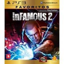 Jogo ps3 infamous 2 (favoritos) - Jogos playstation 3