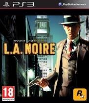 Jogo PS3 L.A NOIRE - Jogos PlayStation 3