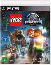 JOGO PS3 LEGO JURASSIC WORLD br - Jogos PlayStation 3