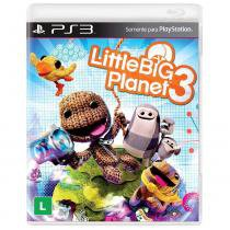 Jogo PS3 Little Big Planet 3 - Jogos PlayStation 3