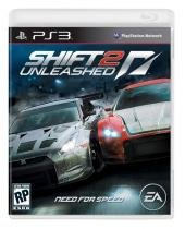 Jogo PS3 Need For Speed Shift 2 Unleashed - Jogos PlayStation 3