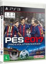 Jogo PS3 PES 2017 - Konami