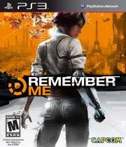 JOGO PS3 REMEMBER ME - Capcom