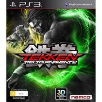 Jogo PS3 Tekken Tag Tournament - Jogos PlayStation 3